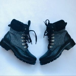 Frye Fur-lined Winter Boots